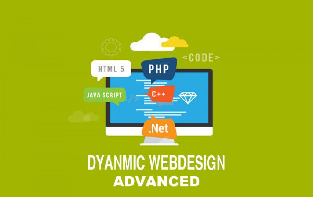Advanced Dynamic Website