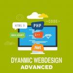 Advanced Dynamic Website