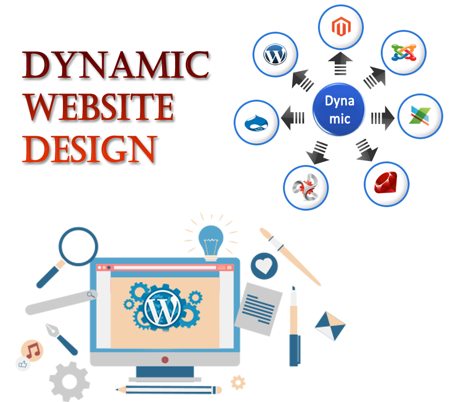 dynamic website design We design custom responsive wordpress themes & websites that are fast loading, mobile friendly rd web design cape town is a boutique web design agency web design.