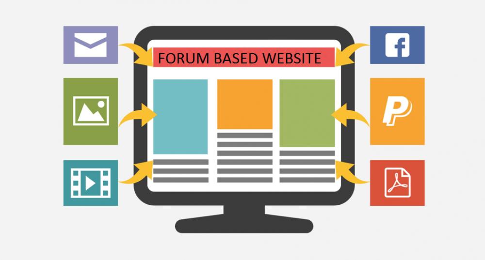 Forum Based Website