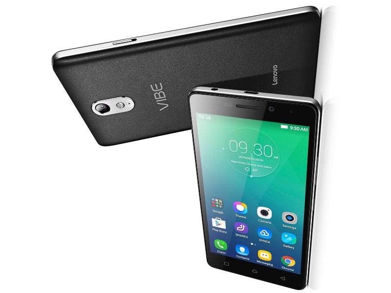 Lenovo Vibe S1, Vibe P1, and Vibe P1m Smartphones